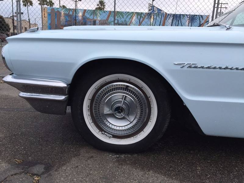 1964 Ford Thunderbird for sale at European Rides Auto Sales in Oceanside CA