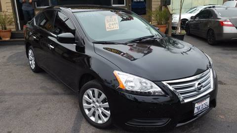 2015 Nissan Sentra for sale at European Rides Auto Sales in Oceanside CA