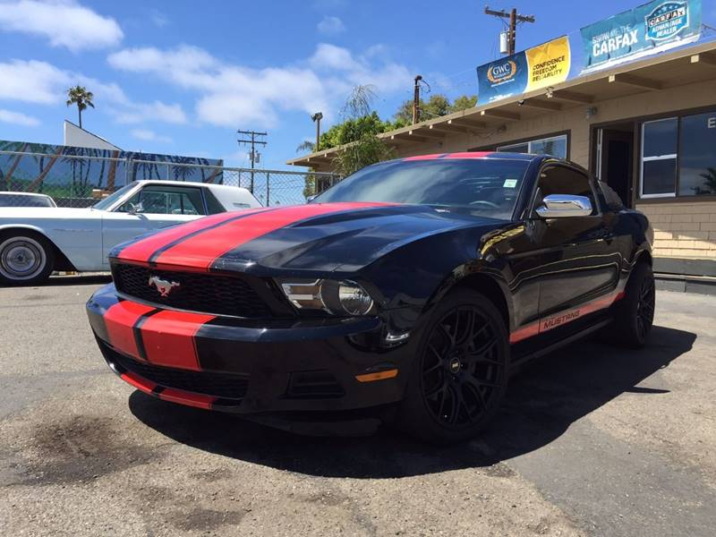 2012 Ford Mustang for sale at European Rides Auto Sales in Oceanside CA
