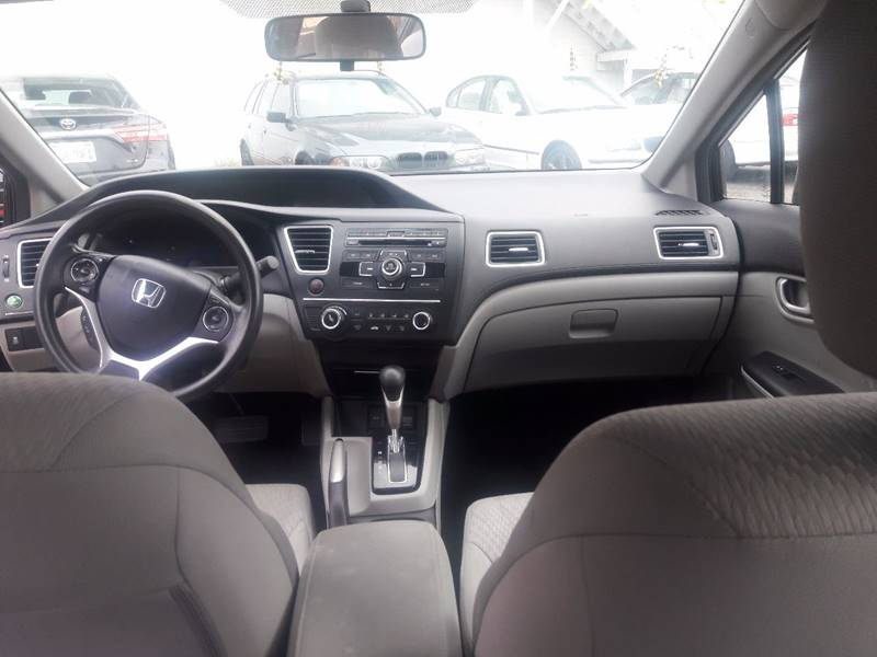 2014 Honda Civic for sale at European Rides Auto Sales in Oceanside CA