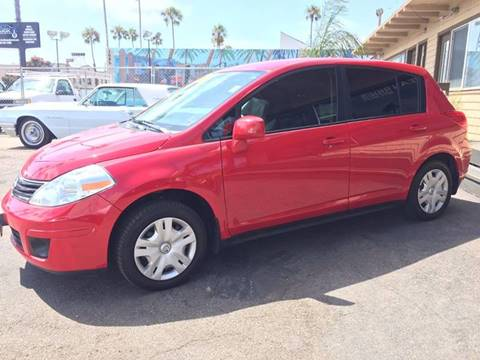 2011 Nissan Versa for sale at European Rides Auto Sales in Oceanside CA