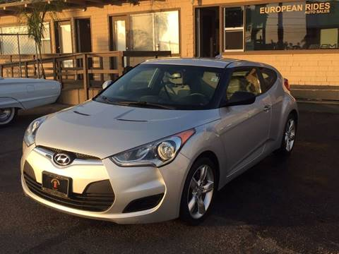 2012 Hyundai Veloster for sale in Oceanside, CA