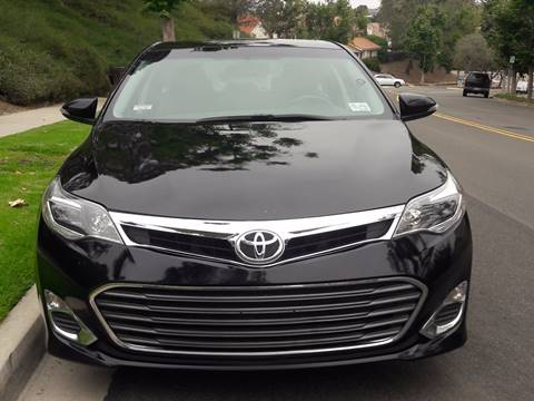2013 Toyota Avalon for sale at European Rides Auto Sales in Oceanside CA