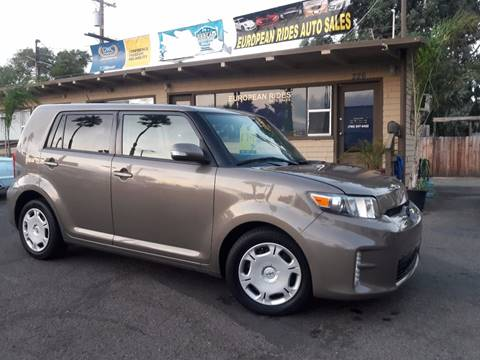 2013 Scion xB for sale at European Rides Auto Sales in Oceanside CA