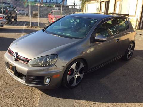 2010 Volkswagen GTI for sale at European Rides Auto Sales in Oceanside CA