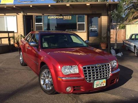 2007 Chrysler 300 for sale at European Rides Auto Sales in Oceanside CA