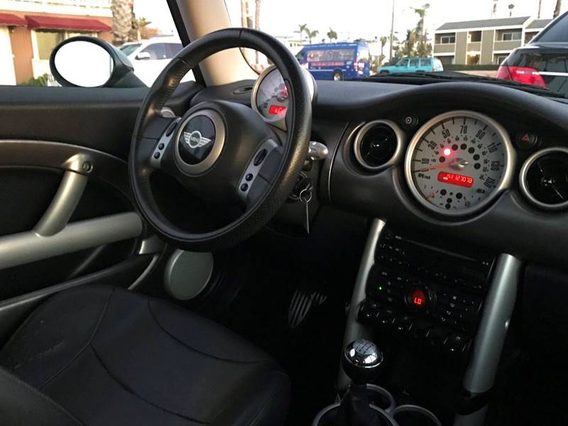 2004 MINI Cooper for sale at European Rides Auto Sales in Oceanside CA
