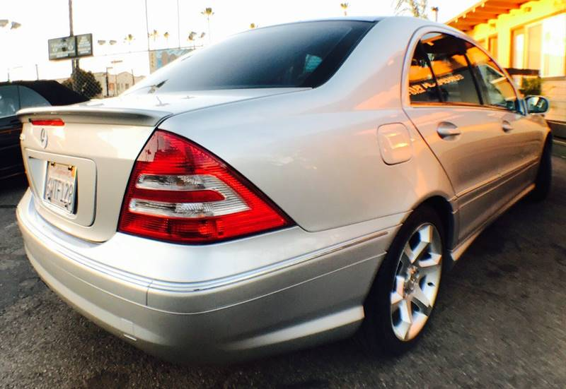 2007 Mercedes-Benz C-Class for sale at European Rides Auto Sales in Oceanside CA