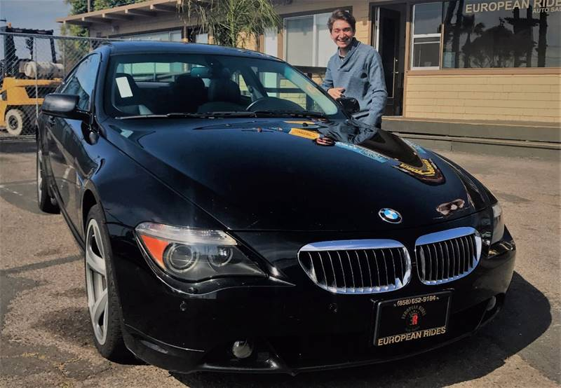 2006 BMW 6 Series for sale at European Rides Auto Sales in Oceanside CA