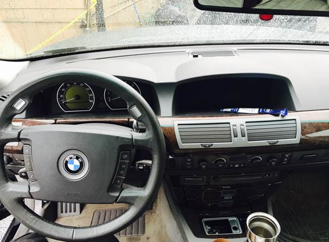 2003 BMW 7 Series for sale at European Rides Auto Sales in Oceanside CA