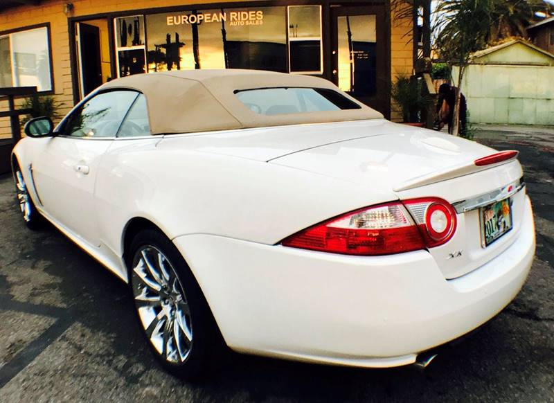 2007 Jaguar XK-Series for sale at European Rides Auto Sales in Oceanside CA