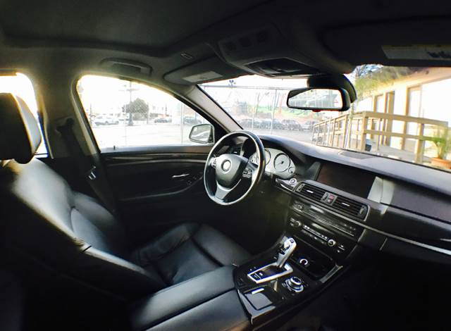 2011 BMW 5 Series for sale at European Rides Auto Sales in Oceanside CA