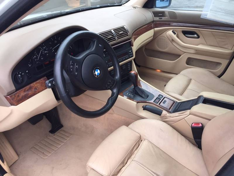 2002 BMW 5 Series for sale at European Rides Auto Sales in Oceanside CA