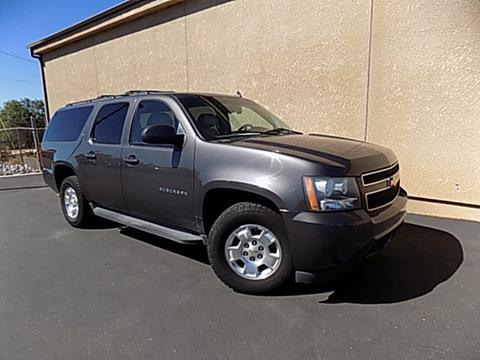 2010 Chevrolet Suburban for sale in Show Low, AZ