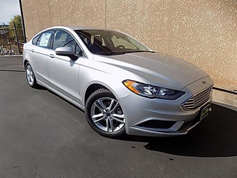 2018 Ford Fusion for sale in Show Low, AZ