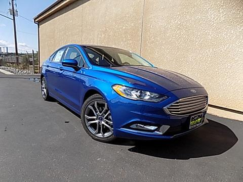 2017 Ford Fusion for sale in Show Low, AZ