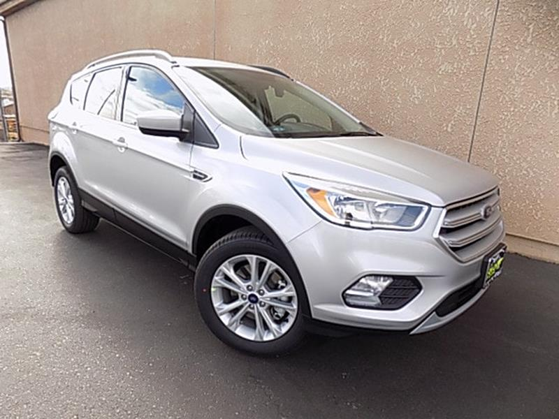 2018 ford escape awd se 4dr suv in show low az show low ford. Black Bedroom Furniture Sets. Home Design Ideas