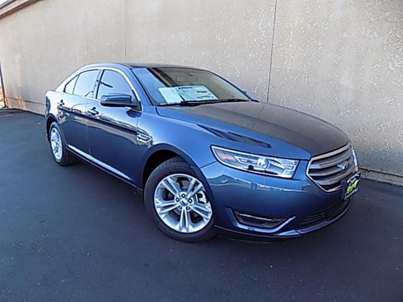 2018 ford taurus sel 4dr sedan in show low az show low ford. Black Bedroom Furniture Sets. Home Design Ideas