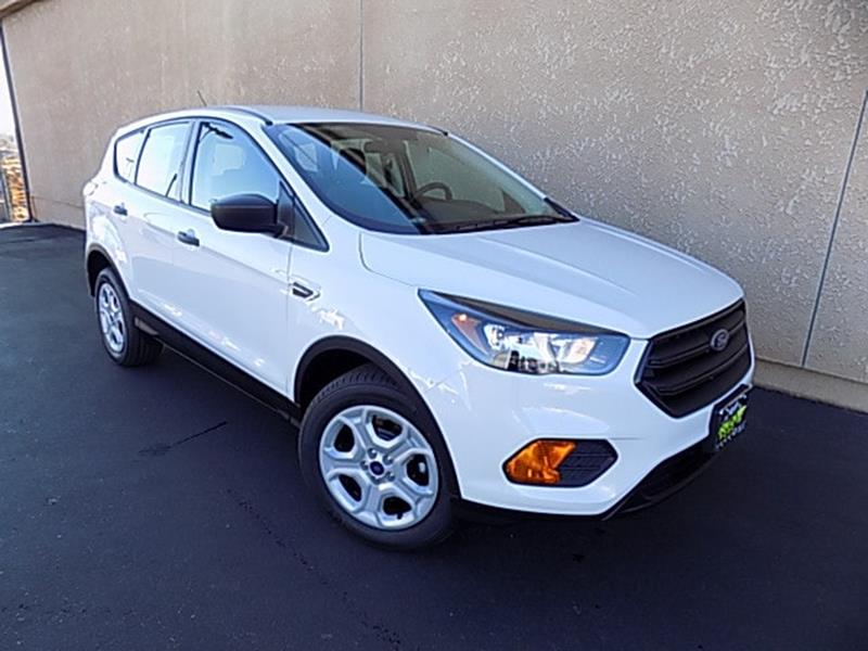 2018 ford escape s 4dr suv in show low az show low ford. Black Bedroom Furniture Sets. Home Design Ideas