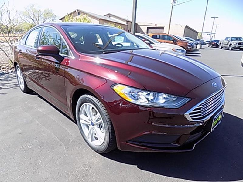 2018 ford fusion se 4dr sedan in show low az show low ford. Black Bedroom Furniture Sets. Home Design Ideas