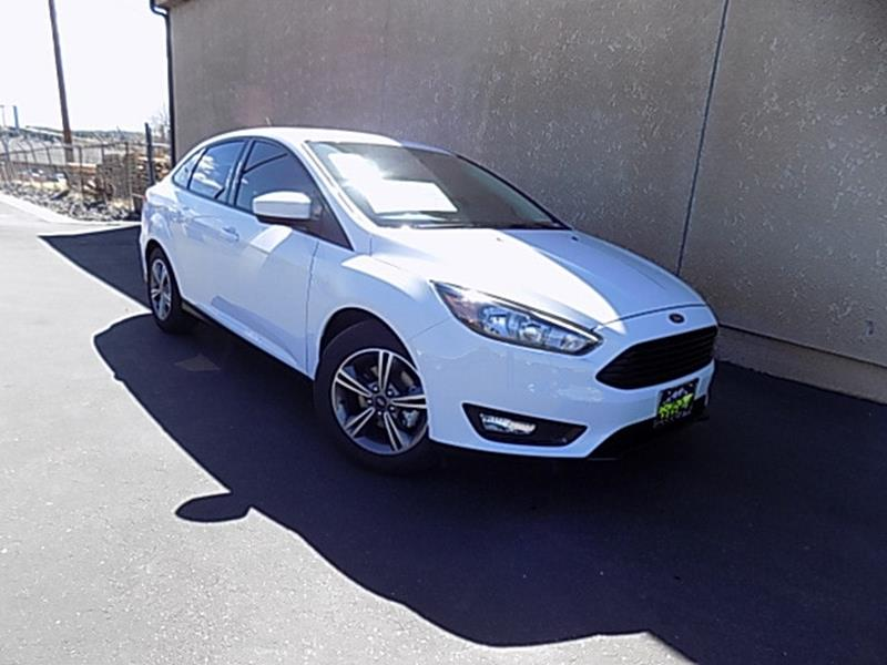 2018 ford focus sel 4dr sedan in show low az show low ford. Black Bedroom Furniture Sets. Home Design Ideas