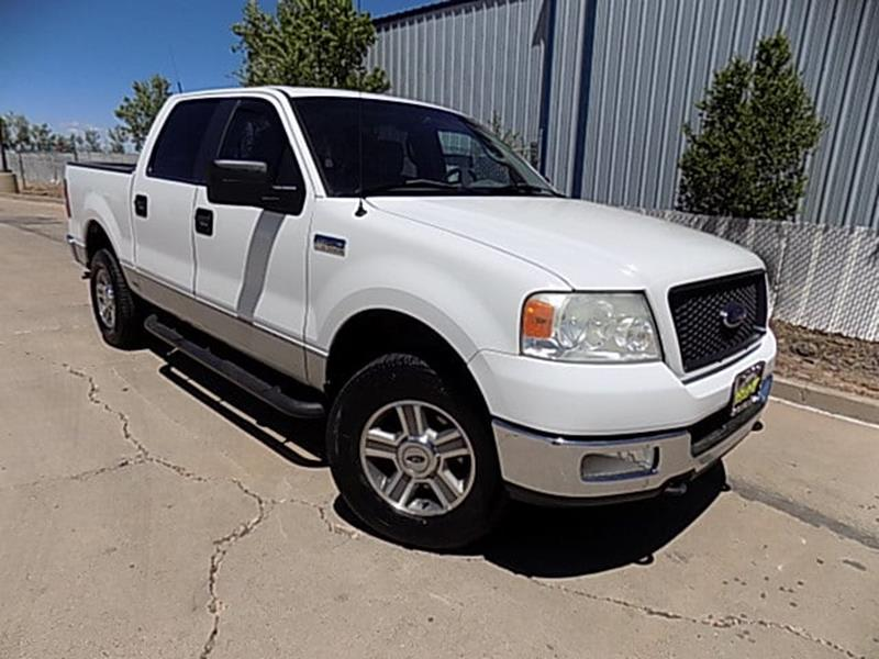 2005 ford f 150 slf051595 in show low az show low ford. Black Bedroom Furniture Sets. Home Design Ideas