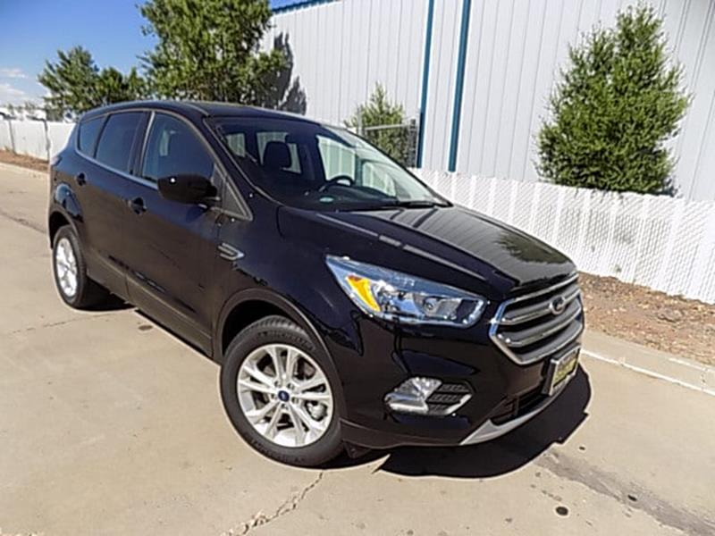 2017 ford escape awd se 4dr suv in show low az show low ford. Black Bedroom Furniture Sets. Home Design Ideas