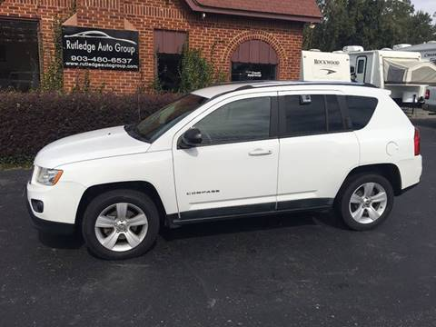 2011 Jeep Compass for sale in Palestine, TX
