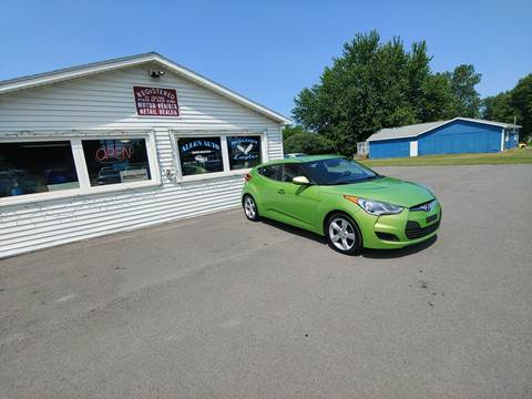 2012 Hyundai Veloster for sale in Clifton Springs, NY