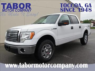 2011 Ford F-150 for sale in Toccoa, GA