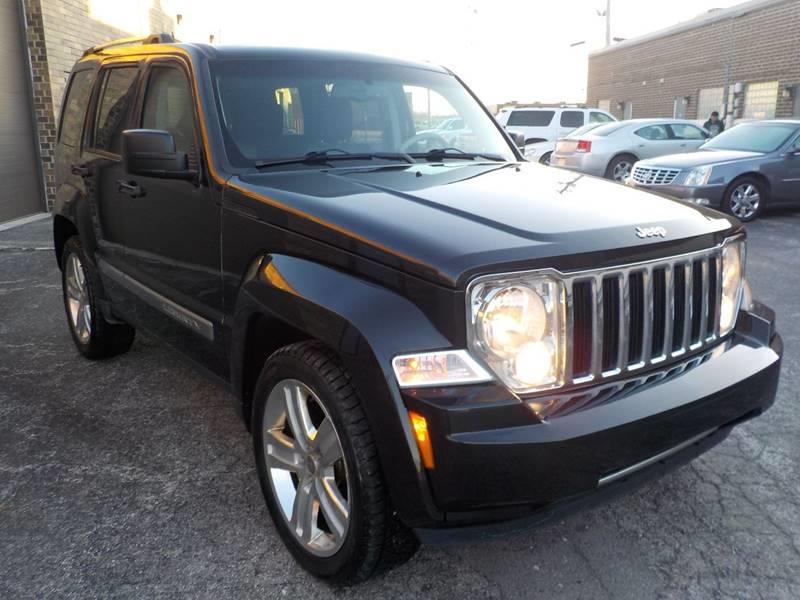 2008 Jeep Liberty For Sale At Unique Auto Sales In Frankfort IL