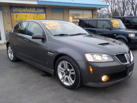 2009 Pontiac G8 for sale in Frankfort, IL