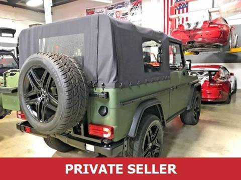 1991 Mercedes-Benz G-Class for sale in Frankfort, IL