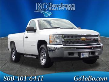 2012 Chevrolet Silverado 1500 for sale in West County, MO