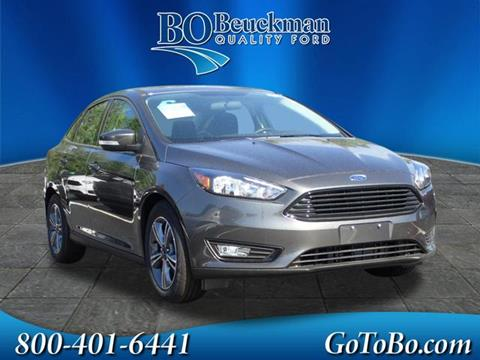 2017 Ford Focus for sale in West County, MO