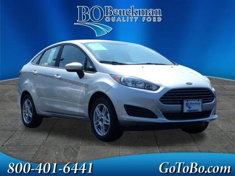 2017 Ford Fiesta for sale in West County, MO