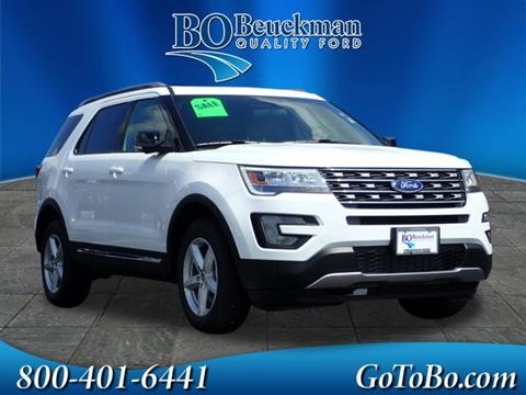 2017 Ford Explorer for sale in West County, MO