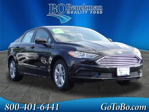 2018 Ford Fusion for sale in West County, MO