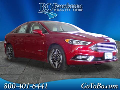 2018 Ford Fusion Hybrid for sale in West County, MO