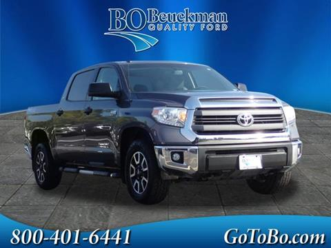 2015 Toyota Tundra for sale in West County, MO