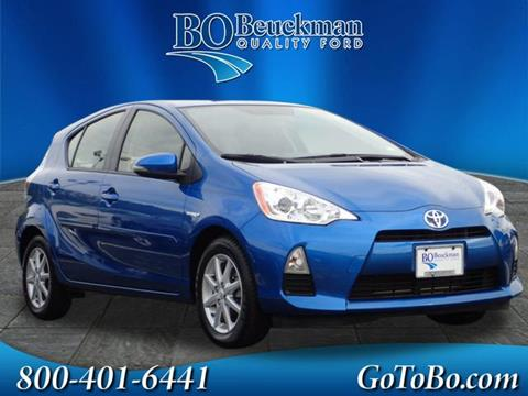2012 Toyota Prius c for sale in West County, MO