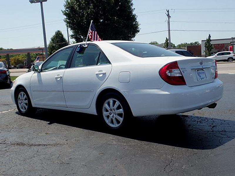 2003 Toyota Camry For Sale At West County Autou0027s In West County MO