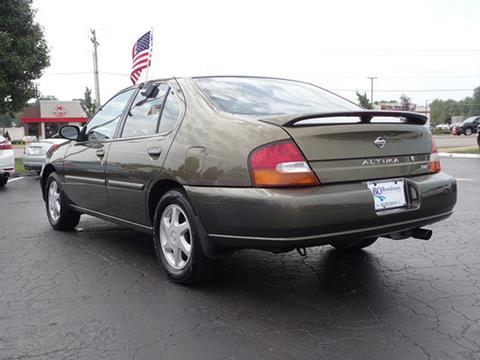 1998 Nissan Altima For Sale Carsforsale Com Rh Carsforsale Com Nissan 5  Speed Manual Transmission Nissan Altima CVT Transmission