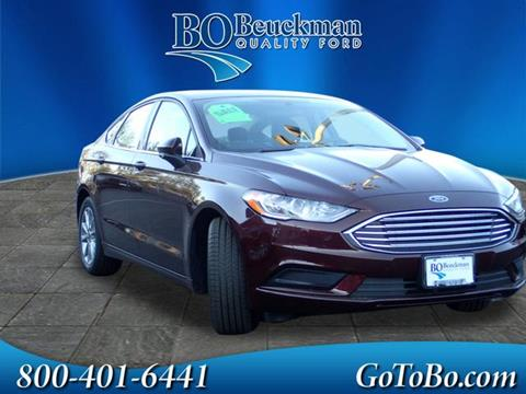 2017 Ford Fusion for sale in West County, MO