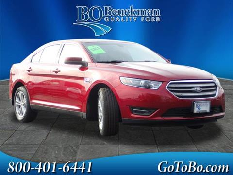 2017 Ford Taurus for sale in West County, MO