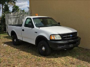 1997 Ford F-150 for sale in Sunrise, FL