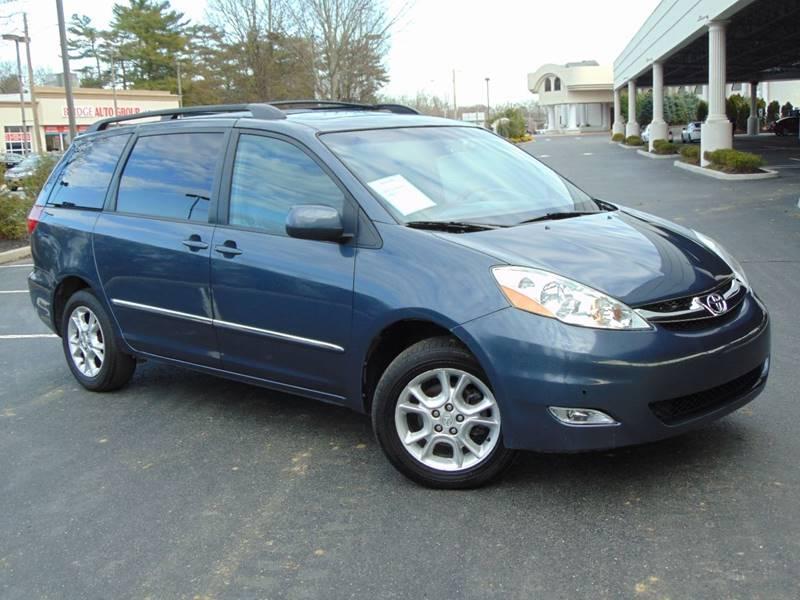 Used Toyota Sienna XLE For Sale CarGurus - 2006 sienna