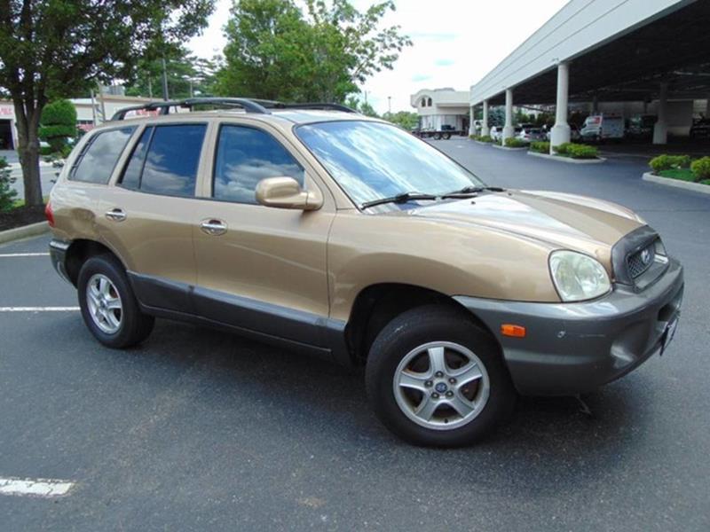 Superb 2004 Hyundai Santa Fe For Sale At Bridge Auto Berlin In Berlin NJ