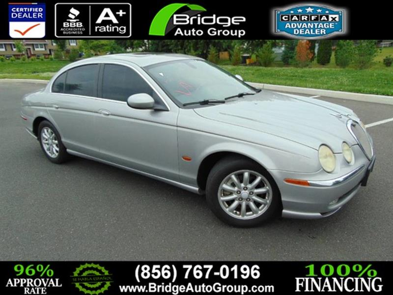 2003 Jaguar S Type For Sale At Bridge Auto Berlin In Berlin NJ