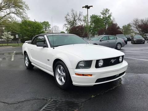 2007 Ford Mustang for sale in Berlin, NJ